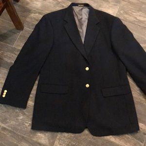 ⭐️STAFFORD Navy suit jacket